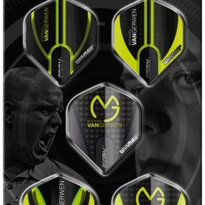 Winmau Michael van Gerwen Prism Std. Flight 5-Pack